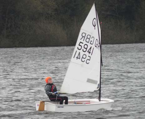The first two events in the 14th Derbyshire Youth Sailing Peak Dinghy Spares Series have been won by 12 year old Daniel Wellbourn Hesp from Bonsall, who is a member of Carsington Sailing Club.