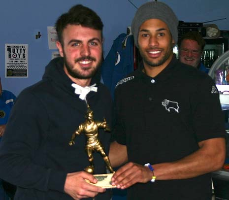 The award for leading goal scorer was shared between Matt Thorpe and Josh Scully (11 goals)