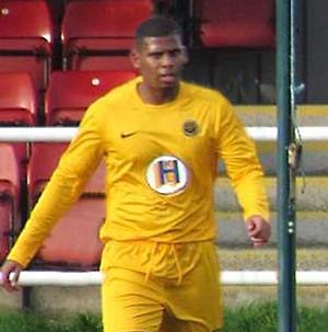 Staveley manager James Colliver named Jahmal Smith, a recent signing from Sheffield FC, as a substitute