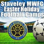 Latest Staveley MWFC's Football Camp Dates Announced