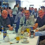 Staveley MWFC's Inaugural Charity Dinner Raises Thousands