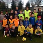 Staveley MWFC Development School Begins 2014 Sessions