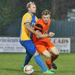 A Narrow Loss For Staveley At Bottesford Town. Match Report